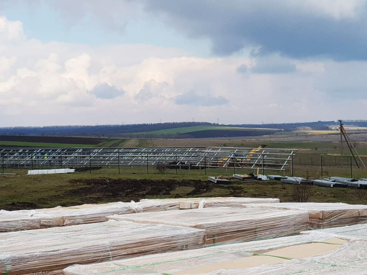 Кларс Солнечные станции