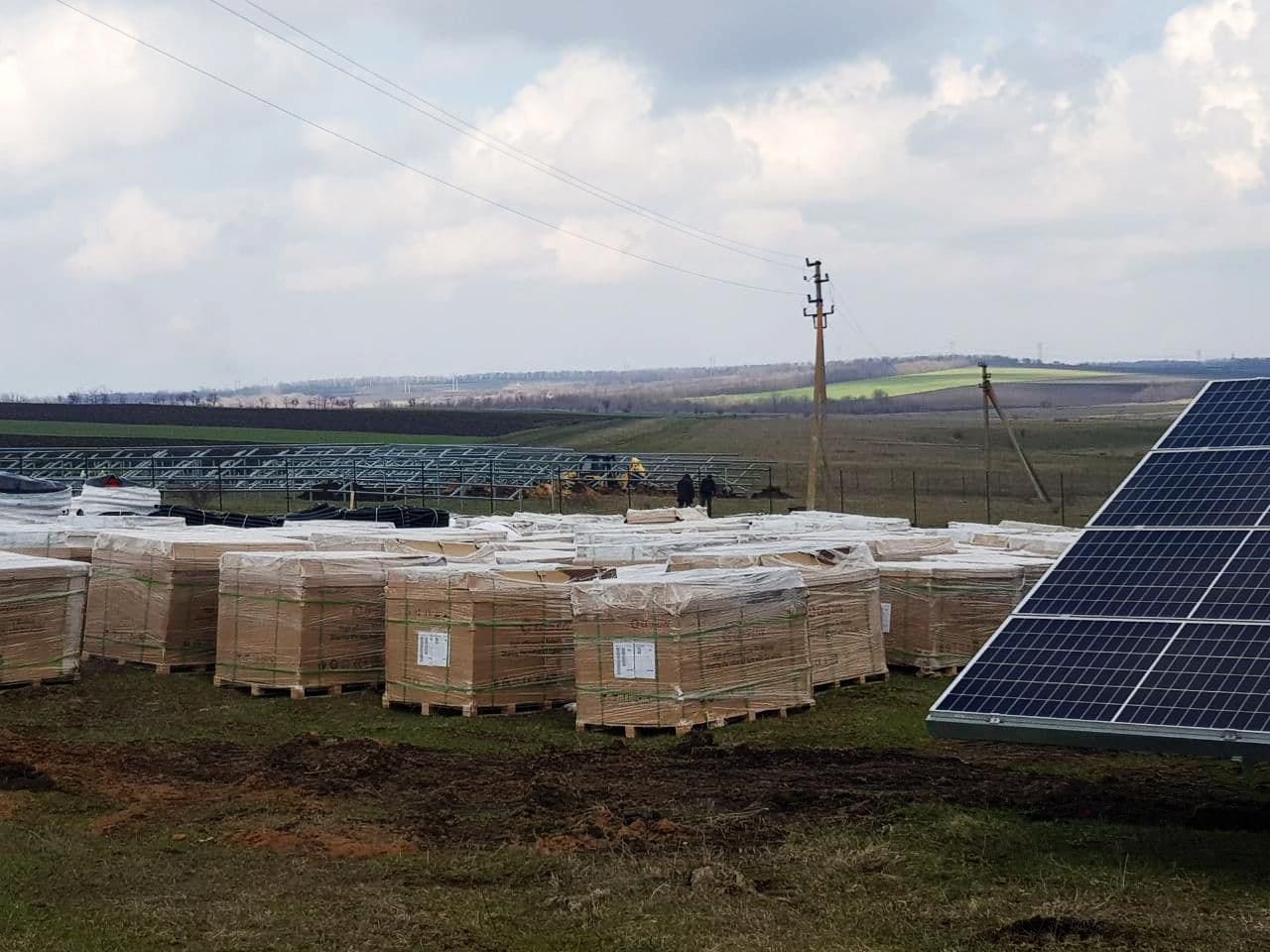 1 Кларс солнечные панели