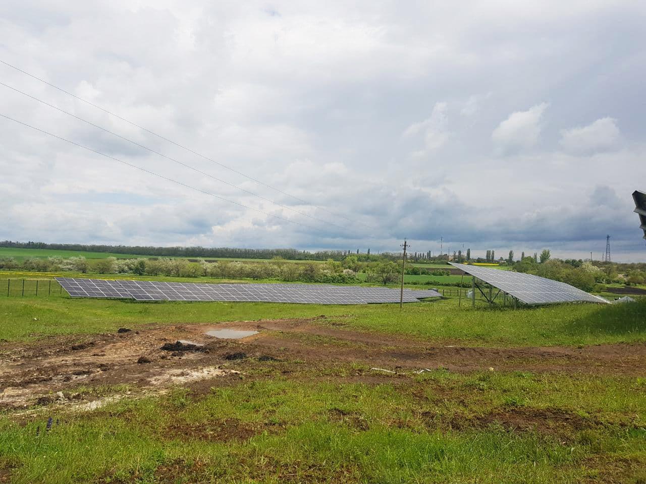 Кларс Миколаїв Сонячна Енергетика
